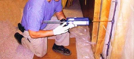 Basement Crack Repair