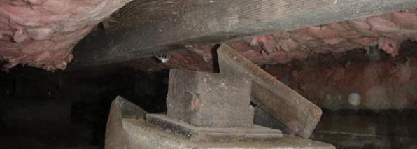 Crawl Space Support